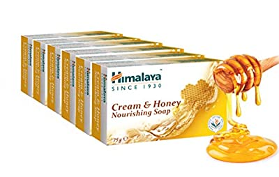 Himalaya Nourishing Cream and Honey Cleansing Soap (6 - pack)