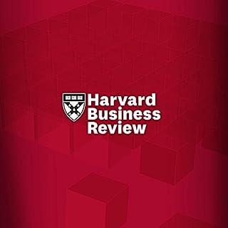 Harvard Business Review, November 2004 audiobook cover art
