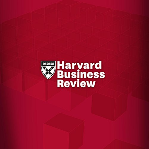 Harvard Business Review, April 2003 copertina