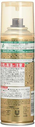 ラックス美容液スタイリングスーパーハード&キープスプレー140g