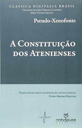 Constituição dos Atenienses, A