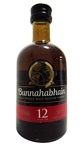 Bunnahabhain Islay Single Malt Scotch Whisky 12 Years 0,05l