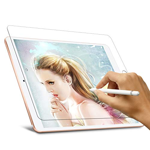 Paperfeel Screen Protector for iPad 9.7 6th/5th Gen, Homagical iPad 9.7' (2018 & 2017), iPad Pro 9.7 Screen Protector-Compatiable with Apple Pencil/Matte PET Film