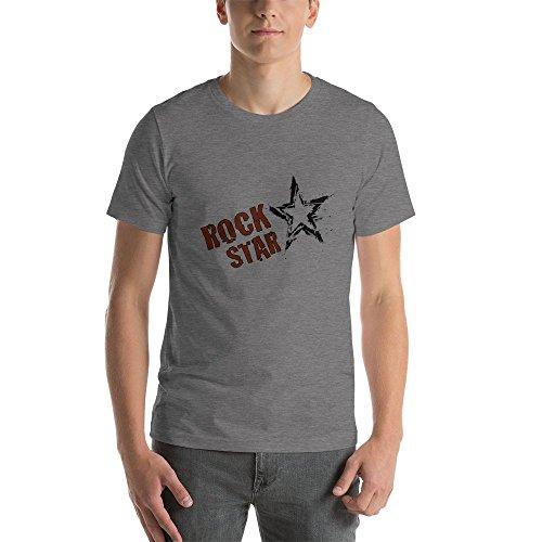 Rock Star Unisex T-Shirt (Small)