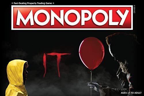 Monopoly: It (Ça) - 3