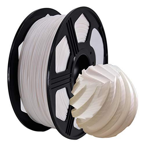 YANGDONG 1kg (2.2 £), 3D-Druck-PLA-Verbrauchsmaterial, 1,75 Mm +/- 0,02 Mm Durchmesser, Umweltfreundlicher Draht Zum Druckstiften,