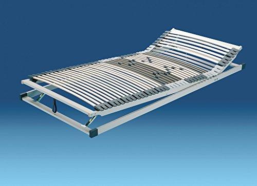 Hukla Quattro Move Luxus–Somier con bionical de Motor de Easy Move, 140 x 210 cm