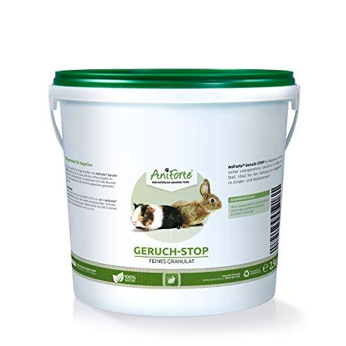 Neutralizador de Olor para Conejos, Hamsters y otros Roedores (2,5kg) | Producto 100% NATURAL | AniForte