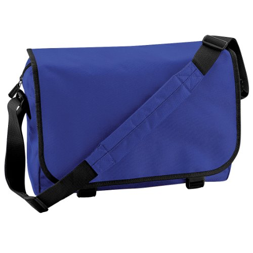 BagBase Schultertasche/Messenger-Tasche, 11 Liter (Einheitsgröße) (Royalblau)