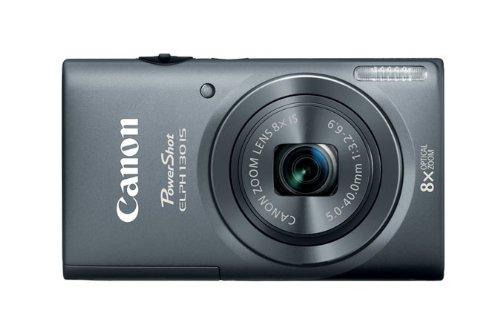 Canon PowerShot ELPH 130 IS 16.0 MP Digital Camera...