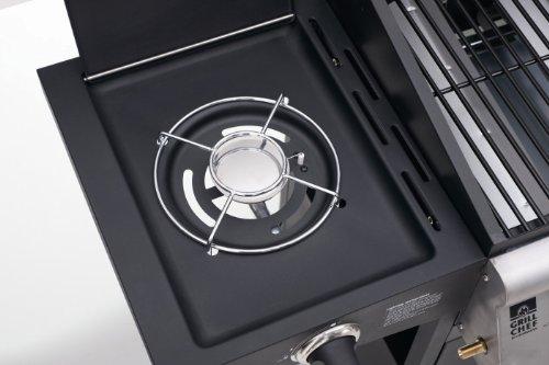 Landmann Grill Chef - 3 Burner Gas Barbecue with Side Burner