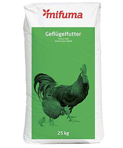 mifuma Ziergeflügel Zucht + Haltung ZZH Wachtelfutter Lege Wachtel Legewachtelfutter