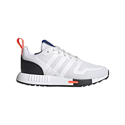 adidas Smooth Runner J Running Shoe, Crywht Ftwwht Cblack, 38 EU