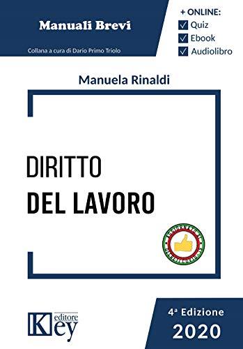 Diritto del Lavoro (Esame avvocato ok- Manuale Breve)
