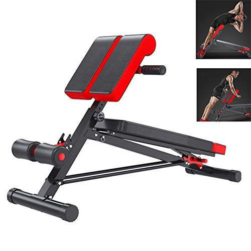 Lowest Prices! LFMXLD Adjustable Fitness Supine Board, Multi-Function Multi-Exercise Posture, Suitab...