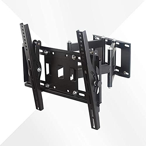 IJNBHU Supporto per TV Rack Staffa per Montaggio a Parete Staffa Supporto per TV da 32 a 55 LED, TV LCD Girevole, a Scomparsa Supporto TV Supporti TV Rack