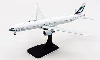 ダイカスト合金1:400スケールB777-300ERB-KQXキャセイパシフィック航空飛行機模型飛行機飛行機コレクションギフト