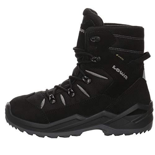 Lowa Lowa Jungen Tex-Schuh Rufus III GTX Boots schwarz Gr. 36