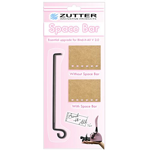 Zutter Bind-It-All Space Bar-For 2811, Other, Multicoloured by Zutter