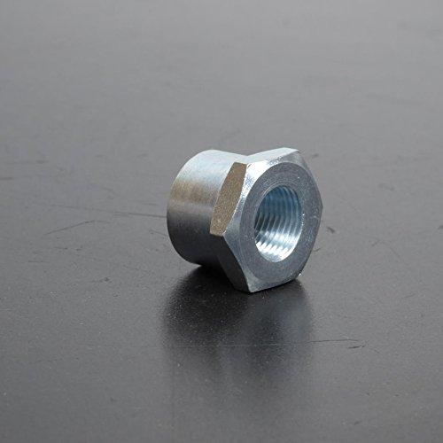 Écrou axe de roue diamètre 11mm Pas 100 Algi 02316000 mobylette MBK cyclomoteur