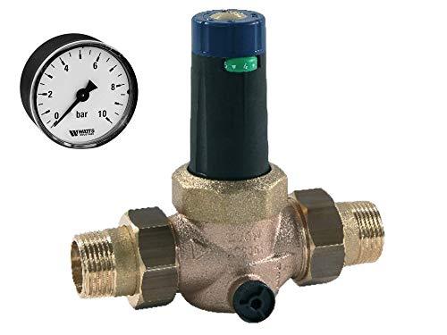 Ritzer by SYR Druckminderer 315 inkl. Manometer DN 25 Trinkwasser 1