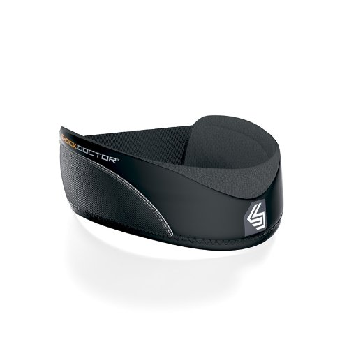 Shock Doctor Ultra Neck Guard (Black, Youth )