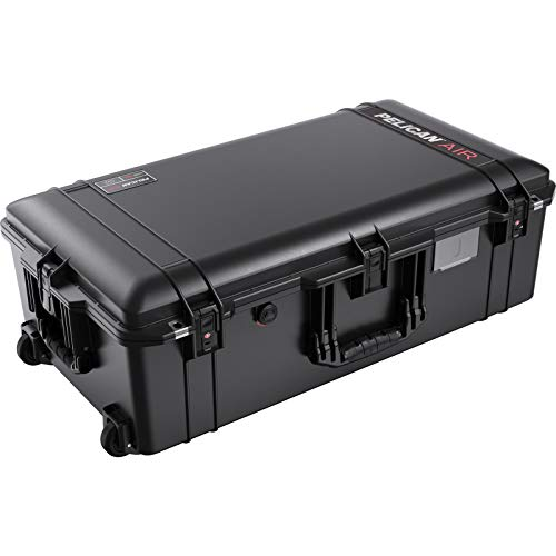 Pelican Air 1615 Travel Case - Suitcase Luggage (Black)