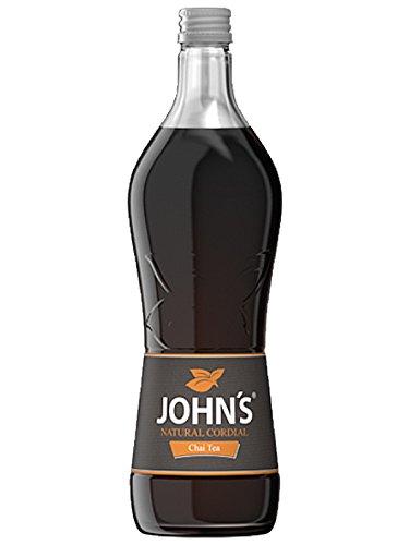 Johns Natural Chai Tea Sirup 0,7 Liter
