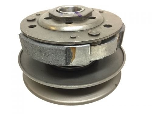 105mm 2-Backen Kupplung Wandler für Minarelli 50ccm z.B. Yamaha Aerox, Jog R, Neos, MBK Nitro Ovetto, Aprilia SR 50