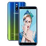 Smartphone Offerta del Giorno 4G, 6.0 pollici Android 8.1 3GB RAM y 16GB ROM/128GB Expansión, Telefonia Mobile 8MP+5MP 4800mAh Cellulari Offerte Dual SIM Telefoni cellulari in Offerta