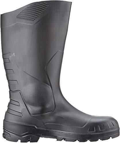 Dunlop Protective Footwear Protomastor full safety  Unisex-Erwachsene Gummistiefel, Schwarz, 43 EU