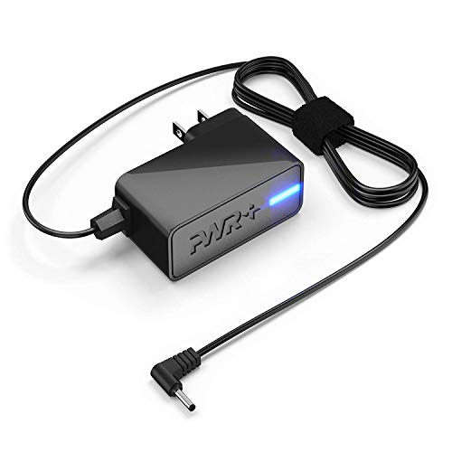 Pwr+ UL Listed Charger for HP-Omni 10, HP-Pro-Slate 10 EE; 610 G1 AC Adapter Extra Long 6.5 Ft 2A Power Cord: 5600US, 5600EG, 5610HD, 5620, F2l66aa, G4T86UT G4T48UT 10.1 Inch Tablet PC Tab