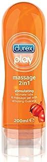 Durex Play Stimulating Massage 2in1 Lube Arousing Guarana - 200ml Gel