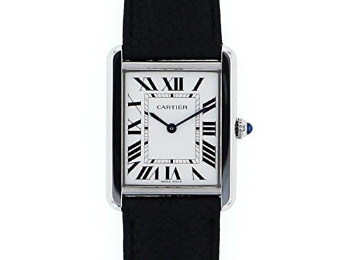 [カルティエ] CARTIER 腕時計 タンク ソロ ウッチ LM WSTA0028 クォーツ メンズ 新品 [並行輸入品]