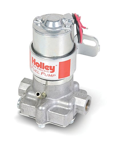 Holley - HOL 712-801-1 1 Red Electric Marine Fuel Pump