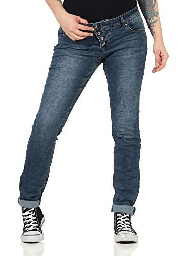 Buena Vista Jeans Hosen Damen Malibu Jeans Damen Malibu - mid Stone - Gr. M
