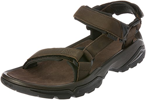 Teva Terra Fi 4 Leather M's, Sandalias...