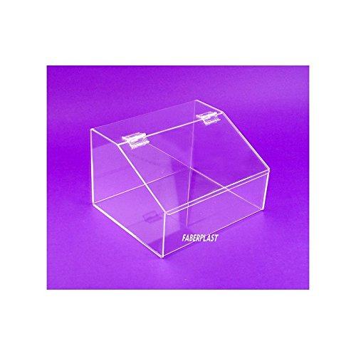 Faberplast Caja de Golosinas, Metacrilato, 30x25x19 cm: Amazon.es: Hogar