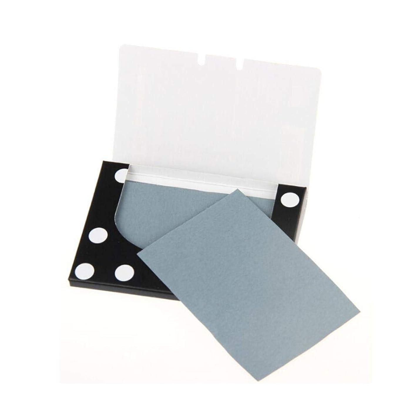 抑圧するおネックレットDC 顔面吸油紙 フィルムフェイシャルオイルコントロールペーパー 男性専用吸油紙 コントロールシートフェイスクリーン