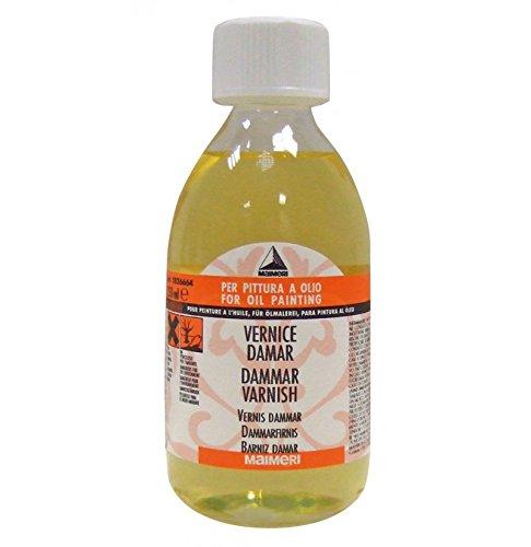 Ausiliari colori olio 'Maimeri' - Vernice Damar lucida 250ml - AUSILIARI, DAMAR LUCIDA, MAIMERI, ITALIANO, 250 ML