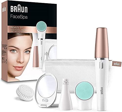 Procter & Gamble -  Braun FaceSpa 3-in-1