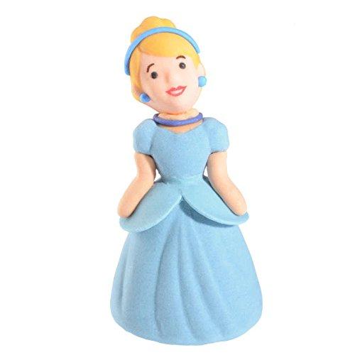 Sujet statue statuette PRINCESSE CENDRILLON ou BLANCHE NEIGE ou RAIPONCE 3D EN SUCRE - pour decor gateau anniversaire (cendrillon)