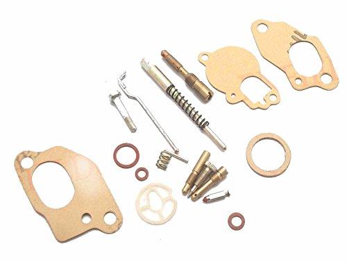 Enfield County - Kit de reparación del carburador para escúter Vespa compatible con carburadores LML, Bajaj, PX, PE, T5, Classic y Star