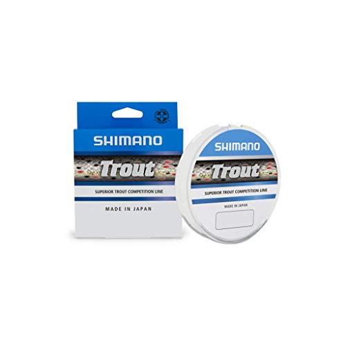 Shimano Trout 300m 0,185mm Forellenschnur Monofil