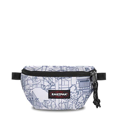 EASTPAK Springer Bum Bag, 16.5 cm, 2 L, Master White (White)