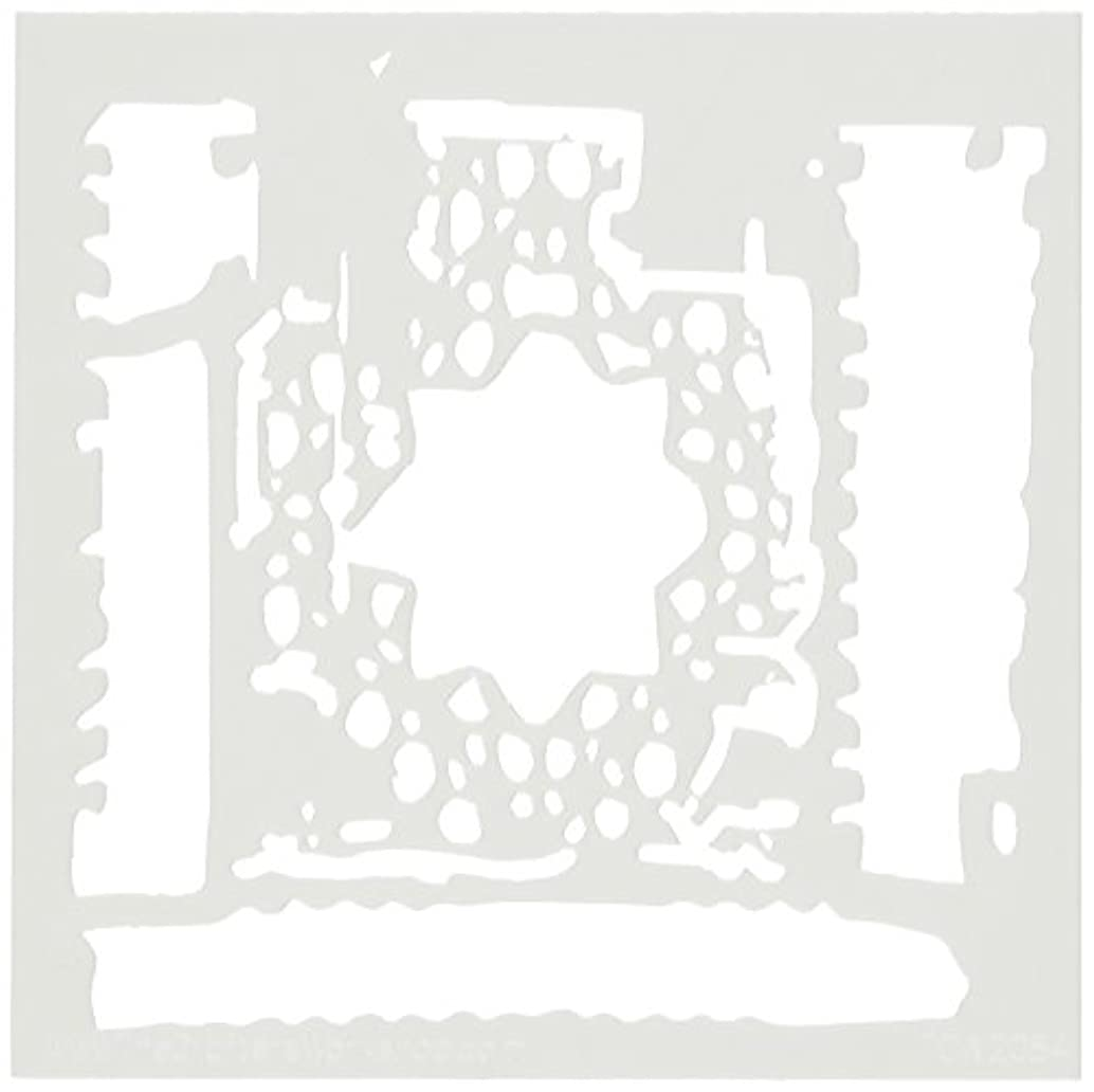 CRAFTERS WORKSHOP Votive Remnant Templates, 4 by 4