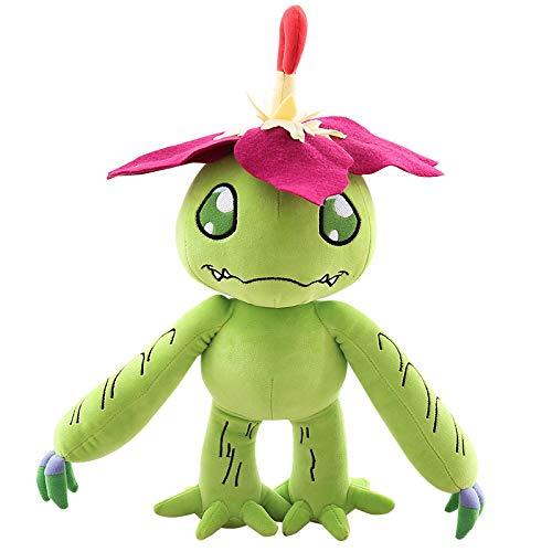 Digimon Figur Palmon Plüschpuppe Kaktus Kuscheltiere Kinderspielzeug 30Cm