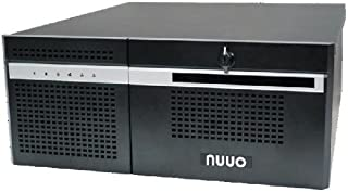 'NH de 4500sp -ent nuuo, Server hardware, Intel Haswell i7 – 4770S 3.1 GHz, 6 de Bay HDD, 2 x GBIT LAN, 19, 4HE