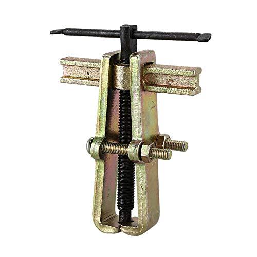 XZANTE Extractor de rodamientos Herramienta Manual Desmontaje de la polea de la Bomba Tipo Recta Dos Garras Rodamiento