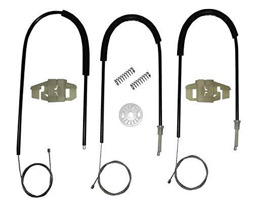 Twowinds - 9221G2 9222F9 Kit reparación elevalunas eléctricos Delantero Derecho o Izquierdo XSARA Picasso (N68)